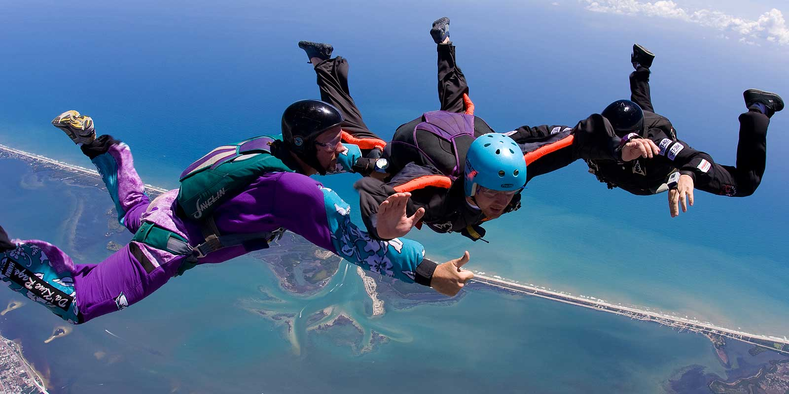 AFF Student Skydive